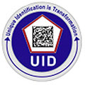 DOD-UID Logo-Unique Identification is Transformation